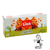Liga Evergreen Crunchy Müsli Rosinen 225g