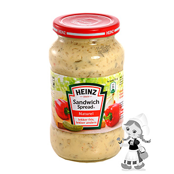Heinz Sandwich Spread naturell 450g